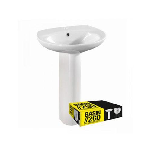 Basin & Pedestal Packs