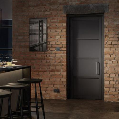 Black Doors