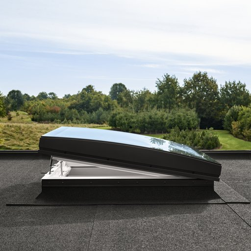 Curved Glass Rooflights