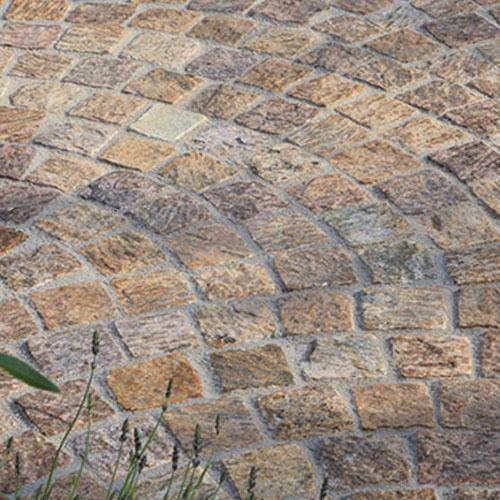 Granite Paving