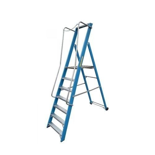 Hop Up & Step Ladders