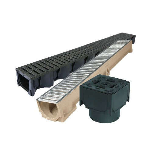 Commercial Surface Drainage